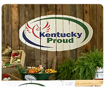 BOURBON EVENT FEATURES KENTUCKY PROUD PRODUCTS