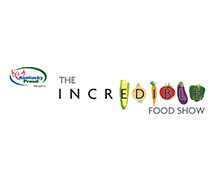 Incredible Food Show logo