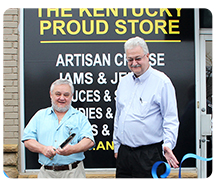 KY PROUD STORE OPENS