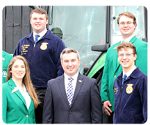 COMMISSIONER ENCOURAGES AG TAG