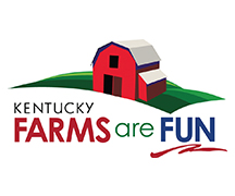 Kentucky Farms are Fun logo